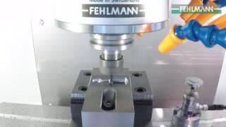 вертикальный обрабатывающий центр FEHLMANN PICOMAX (Швейцария)
