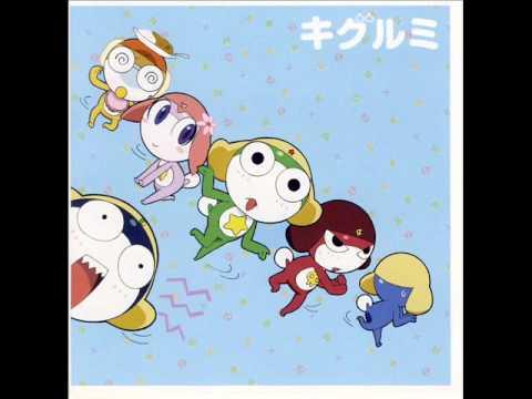 Soundtrack - Keroro Gunso - Kurutto Mawate Ikkaiten Single - 01# Kurutto Mawatte Ikkaiten