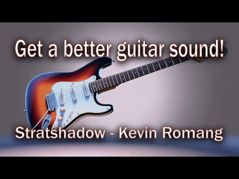'STRATSHADOW'S' guitar sound and effects - Kevin's video response to all who ask