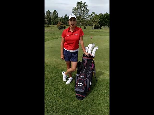 Marta Muñoz Jiménez estará en Santander Golf Tour