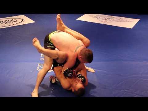 Eric Silkworth vs Justin Walker