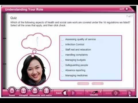 Care Certificate Online Course