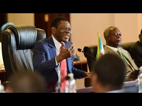 I remember Gaddafi; Africa is suffering due to egoism - Obiang Nguema