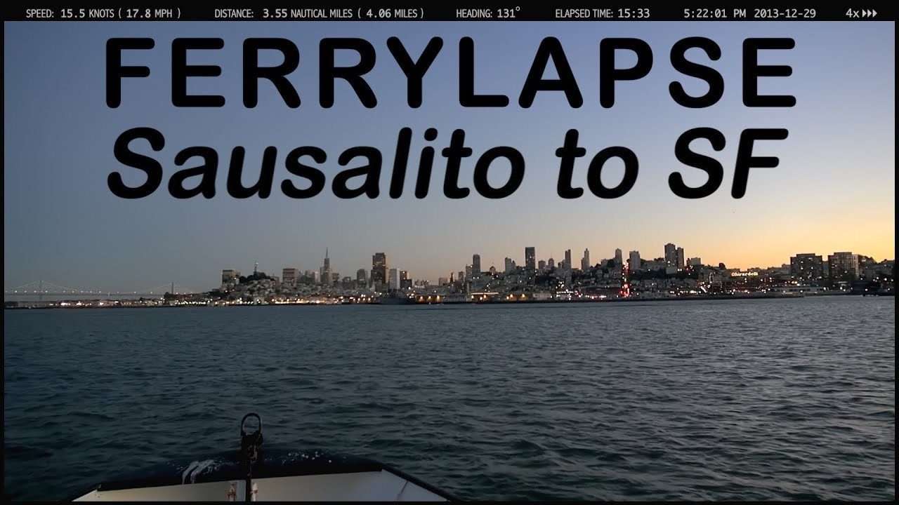 Best Things to Do in Sausalito California | Food, Tours, Ferries and