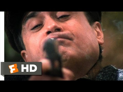 Hoffa (3/5) Movie CLIP - The Deer Hunter (1992) HD