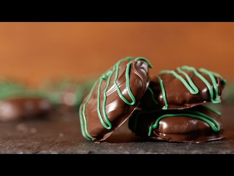 How To Make Girl Scout Thin Mint Cookies At Home
