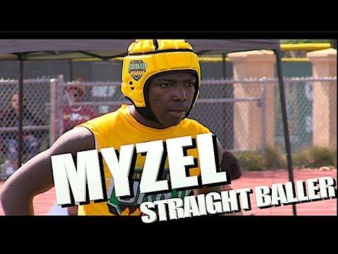 Myzel Miller | San Antonio Texas | UTR Straight Baller Camps Spoltlight 🔥🔥