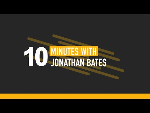 10 minutes with Jonathan Bates, Mix Telematics   Connected Fleets Conference