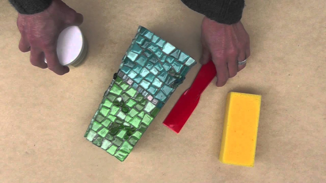 How to create a mosaic vase youtube reviewsmspy