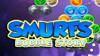 Smurf Bubble Story Game Level 69 | The Lost Village Game | BOSS MODE