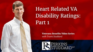 Heart Related VA Disability Ratings: Part 1