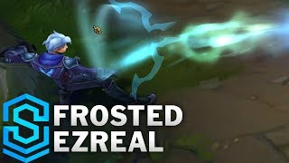 Frosted Ezreal (2018) Skin Spotlight - League of Legends