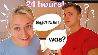 American Speaks German for 24 HOURS!
