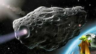 Астероид Оумуамуа это инопланетный космический корабль?