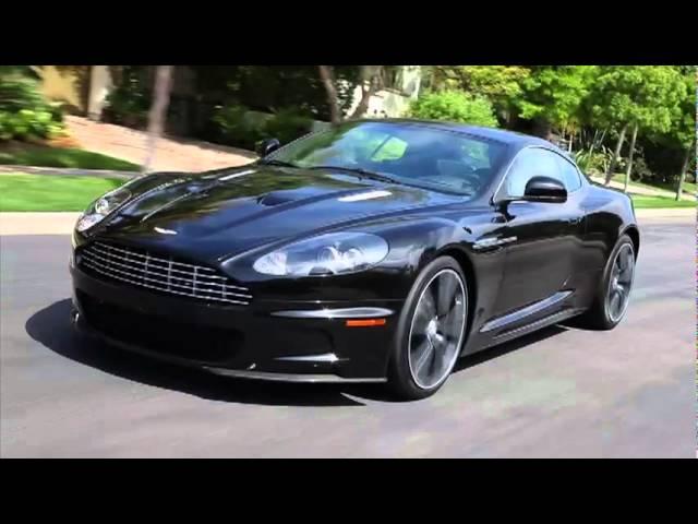 Aston Martin Dbs Carbon Black Edition Youtube