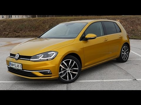 Volkswagen Golf 2017 2 0 Tdi 1 Tsi Review
