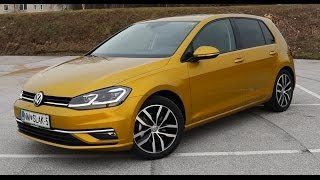 Volkswagen Golf 2017 2.0 TDI & 1.0 TSI review