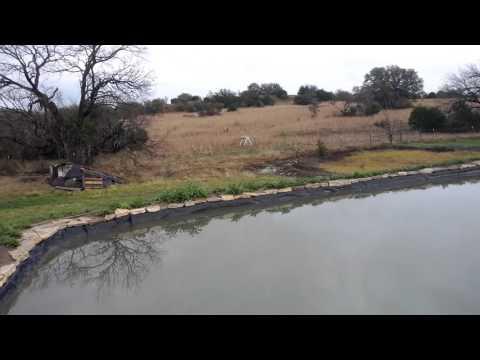 Raised Pond Irrigation and Fertilization System