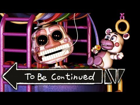 To Be Continued - FNAF Helpy Edition