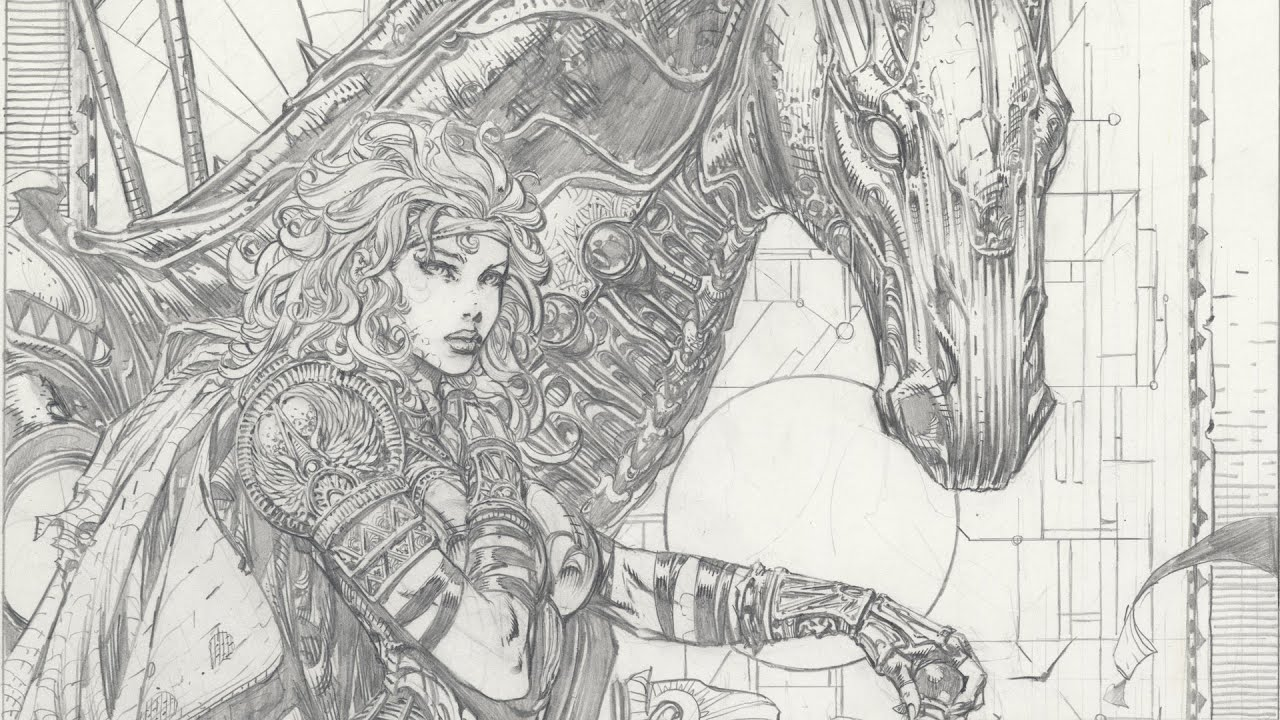 dynamic figure drawing david finch pdf