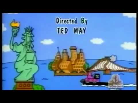 Sesame Street: Season 24 Closing Credits (Shortened Version)