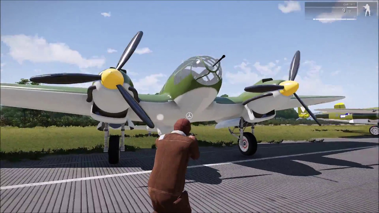 how to make a ww2 plane