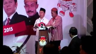 ini pernyatan Sultan tentag kerjasama Gubernur dan Wakil gubernur