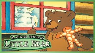 Little Bear - Gingerbread Cookies / Marbles / The Garden War
