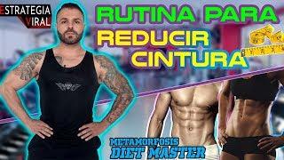 Rutina para reducir cintura