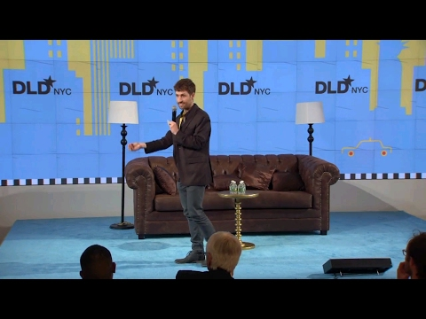 Time Well Spent: What's Worth Our Attention? (Tristan Harris, Design Ethicist) I DLD New York