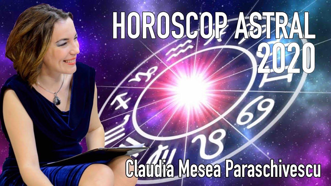 Horoscop 2020 * Amprenta Astrala Pentru Fiecare Zodie