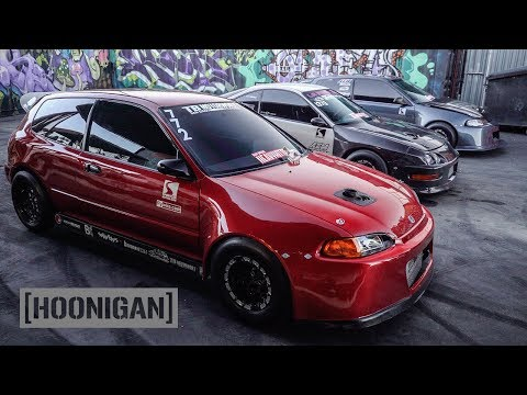 [HOONIGAN] DT 212: 2400hp 3 Way Drag Race