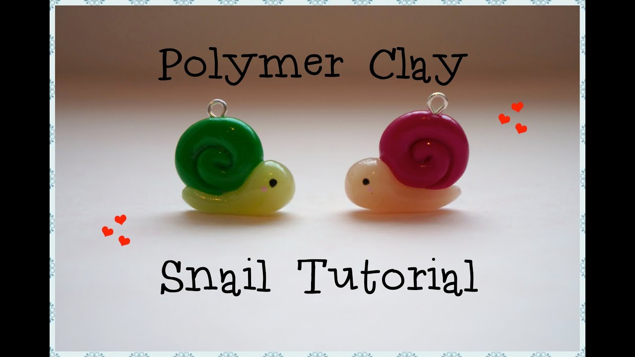 Polymer clay for beginners. How to work with polymer clay 57