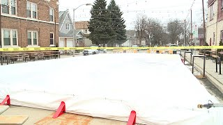 Hoping for cold, Kegel`s Inn owner builds ice rink in West Allis