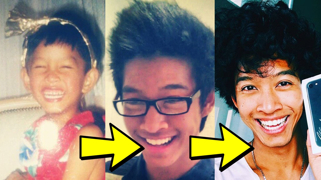 MARLIN RAMSEY CHAN THEN AND NOW (Guava Juice, Alex Wassabi ...