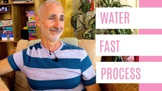 the Process of Water Fasting: What Happens and Why