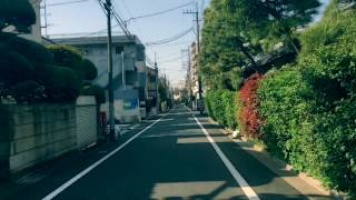 일본유학생의 등굣길(부제:편의점일상vlog)