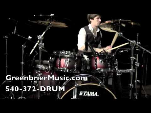 Greenbrier Percussion - Meinl Classics Custom Cymbal Set Demo