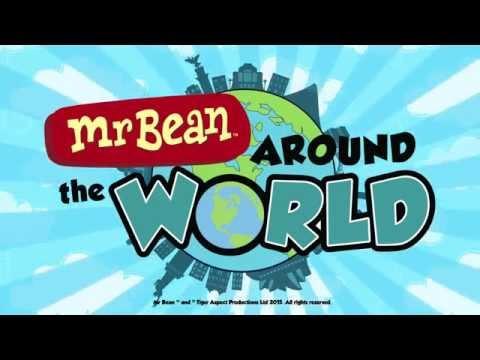 Mr. Bean – New Game – Around the World!