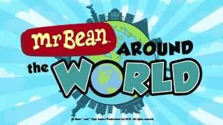 mr bean new game around the world
