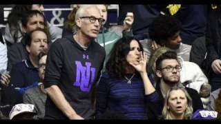 Julia Louis Dreyfus offers splendid tribute to Northwestern's first NCAA tourney bid  ,  Sports News