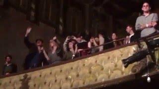 Jennifer Lawrence, Woody Harrelson, Emma Stone, Katy Perry, Orlando Bloom, & Tom Hanks at Adele Show