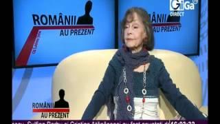 MARINA VOICA  la Romanii au prezent, cu Lavinia Stefan - 12 aprilie 2012