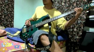 Greyhoundz - Pigface (Bass cover)
