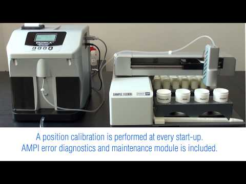 EKOMILK-AMP On-farm MINI-LAB: Automatic Milk Quality And Cow Health Analysis SCC, Fat,protein,solids
