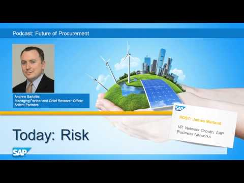 Podcast: Future of Procurement - Risk