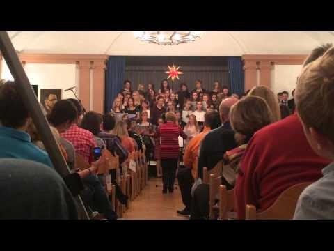 Weihnachtskonzert 2014 – Hallelujah