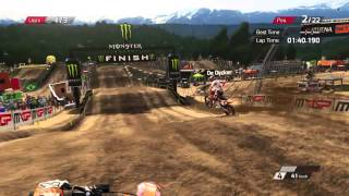 (PS4) MXGP Of Italy - AC222 (First person, Pro physics, Manual transmission, Realistic difficulty)