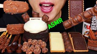 ASMR CHOCOLATE FEAST DESSERT S…