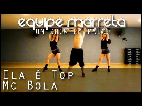 Mc Bola - Ela é Top | Coreografia Professor Jefin